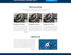 Nro 7 kilpailuun Website Design for TruClaim käyttäjältä hasanbd666