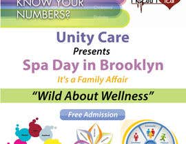 #2 for I need a flyer designed for a health and wellness expo af designerdesk26