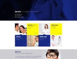 Geser31 tarafından Website Mockup for Corporate/Fun Company için no 17