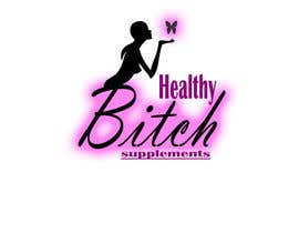 #40 untuk HEALTHY BITCH SUPPLEMENTS LOGO PACKAGE oleh mirna89