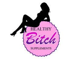 jinxie961 tarafından HEALTHY BITCH SUPPLEMENTS LOGO PACKAGE için no 7