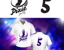 #68 for T-shirt Design for Pixie Services by solidussnake