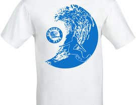 #23 for Design a T-Shirt for Girl Surfing af nihalmuhd