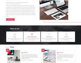 Nro 14 kilpailuun Design a WordPress Website käyttäjältä nizagen