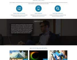 Nro 16 kilpailuun Design a WordPress Website käyttäjältä jkphugat