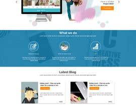 Nro 18 kilpailuun Design a WordPress Website käyttäjältä jkphugat