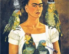 cristinajulien tarafından I need some Graphic Design - Frida Kahlo NYE için no 9