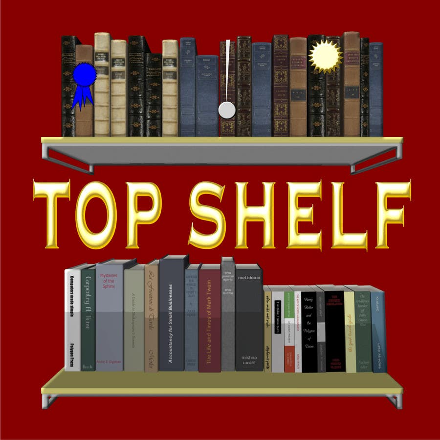 Contest Entry #28 for Design a Logo for an iPhone and Android app for Award winning books.