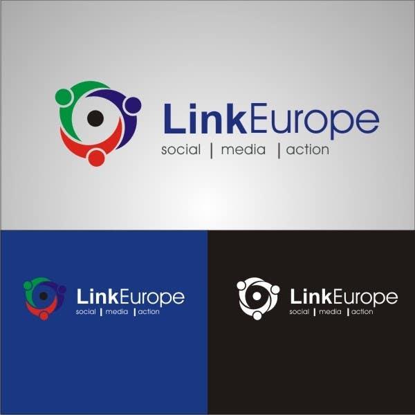 Inscrição nº                                         192                                      do Concurso para                                         Logo Design for Link Europe