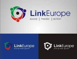 #192 cho Logo Design for Link Europe bởi urodjie214
