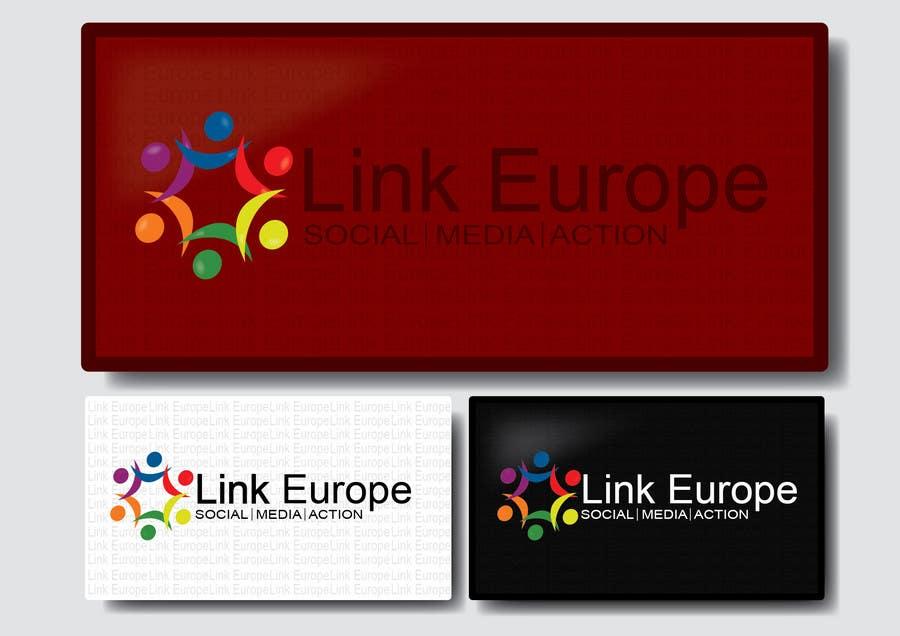 Inscrição nº                                         361                                      do Concurso para                                         Logo Design for Link Europe