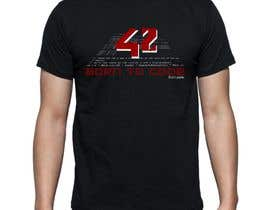 #57 untuk T-Shirt or Black Hoodie for new school in France : école 42 oleh takackrist