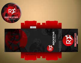 #23 untuk Print & Packaging Design for Rockstar Herbal Incense oleh pradeep87