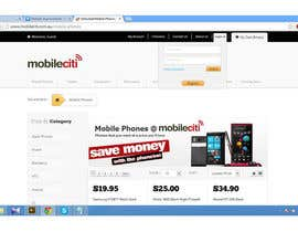 king5isher tarafından Website improvement - Nav-Menu, Product list and Product detail için no 13