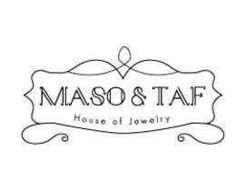 nº 38 pour Design a Logo for Online Vintage/New Jewelry Store  MASO & TAF par thefluxmedia