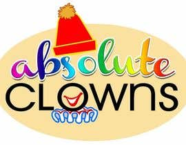 Nro 52 kilpailuun Graphic Design for Absolute Clowns (Australian based company located in Sydney, NSW) käyttäjältä richhwalsh