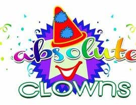 #98 pentru Graphic Design for Absolute Clowns (Australian based company located in Sydney, NSW) de către richhwalsh