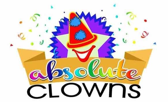 Kilpailutyö #                                        97                                      kilpailussa                                         Graphic Design for Absolute Clowns (Australian based company located in Sydney, NSW)