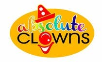 Graphic Design Entri Peraduan #26 for Graphic Design for Absolute Clowns (Australian based company located in Sydney, NSW)