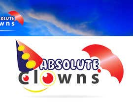 #88 pentru Graphic Design for Absolute Clowns (Australian based company located in Sydney, NSW) de către todeto