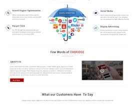gurutech54 tarafından Design a Website Mockup için no 10