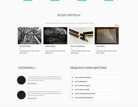 Nro 19 kilpailuun Design a Website Mockup käyttäjältä subhanxmera