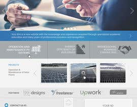 Nro 2 kilpailuun Design a Website Mockup käyttäjältä Kuzmanovic