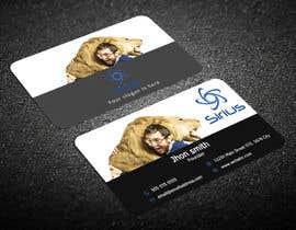 Warna86 tarafından Design a business card template için no 47