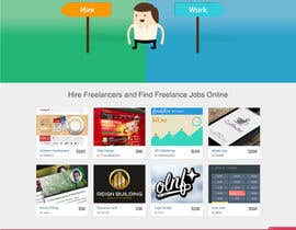 #83 for Design a new default page for Freelancer af chithrarahul