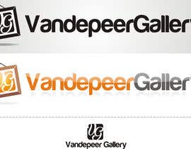 #30 para Design a Logo for Vandepeer Gallery por spaghettisl