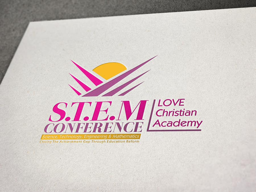 #40 for Design a Logo for Educational Conference by usmanarshadali