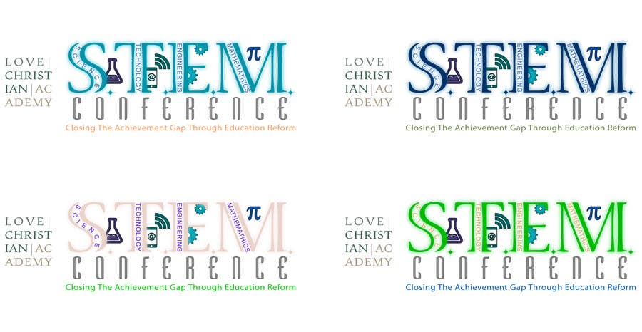 #22 for Design a Logo for Educational Conference by tobyquijano