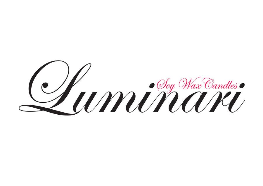 Contest Entry #98 for Design a Logo for Luminari Soy Wax Candles