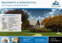 Contest Entry #4 for Design a Flyer for Real Estate