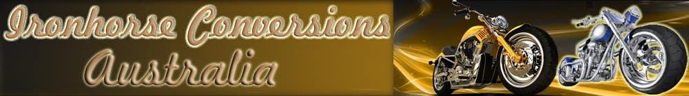 Bài tham dự cuộc thi #9 cho Design a Banner for website (motorcycle custom chopper site)