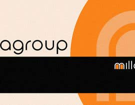 #20 para Design a Logo for  MILLAGROUP por pixell