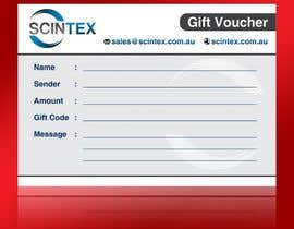 #21 for Design a Gift Voucher by linokvarghese