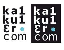 #8 untuk Design a logo for kalkuler.com oleh MKohout