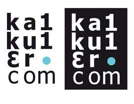 MKohout tarafından Design a logo for kalkuler.com için no 8