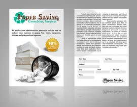 #7 cho Ad to attract customer to get Paper Saving Consulting Services bởi Arttilla