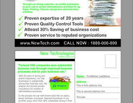 #25 for Ad to attract customer to get Paper Saving Consulting Services by ArtCulturZ