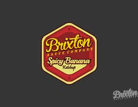 #119 for Design a Logo for a new Sauce / Condiment bottle by haniputra