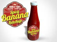 Graphic Design Contest Entry #73 for Design a Logo for a new Sauce / Condiment bottle