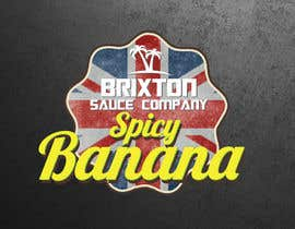 #113 para Design a Logo for a new Sauce / Condiment bottle por SzalaiMike
