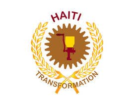 "#14 untuk Design a Logo for ""HAITI Transformation"" oleh topprofessional"