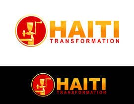 "nº 18 pour Design a Logo for ""HAITI Transformation"" par tuankhoidesigner"