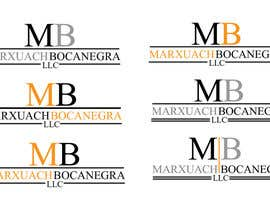 #13 for Design a Logo for Marxuach Bocanegra, LLC by jaclado