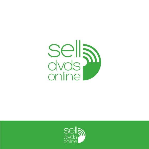 Конкурсная заявка №77 для Logo Design for selldvdsonline.com