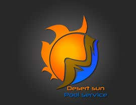 #14 para Vector Logo for Pool Cleaning Company por momoshiroxiv