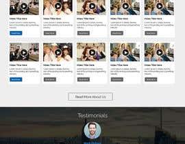 webstudioo tarafından Design homepage için no 32